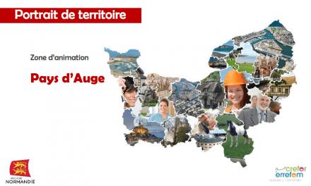 Pays d'Auge : portrait de territoire