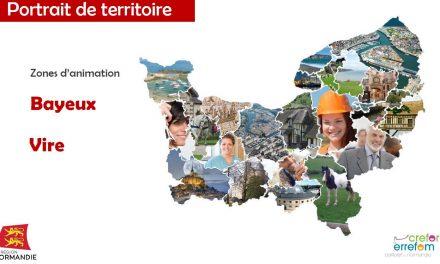 Bayeux-Vire : portrait de territoire