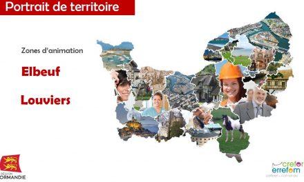 Elbeuf-Louviers : portrait de territoire