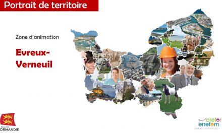 Evreux-Verneuil : portrait de territoire