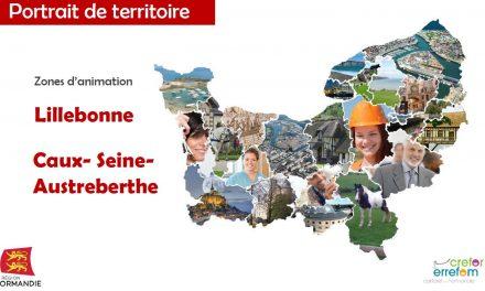 Lillebonne Caux-Seine-Austreberthe : portrait de territoire