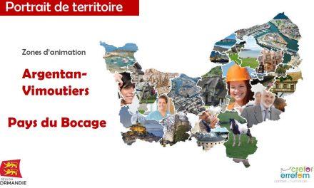 Argentan-Vimoutiers Pays du Bocage : portrait de territoire
