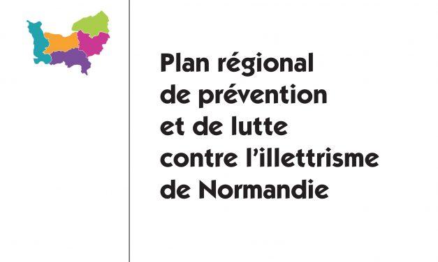 La Normandie se dote d'un Plan régional de prévention et de lutte contre l'illettrisme