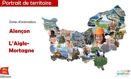 Alençon-L'Aigle-Mortagne : portrait de territoire