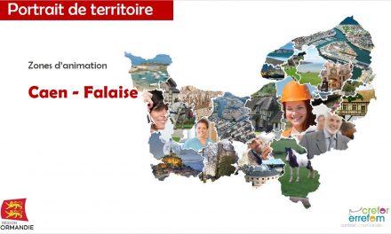 Caen-Falaise : portrait de territoire
