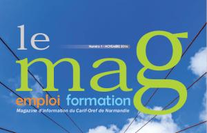 Mag_emploi_formation numéro 1