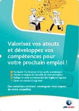 Apprendre ou réapprendre, c'est possible – Pôle emploi – SAINT-ETIENNE DU ROUVRAY (76)