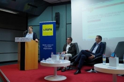 Journée de lutte contre l'illettrisme – Médiathèque départementale de l'Eure – EVREUX (27)