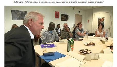 Les maux s'envolent       Pôle emploi Caen Beaulieu – CAEN (14)