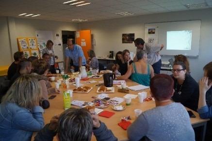 Petit-déjeuner –  Greta Sud Normandie – VIRE (14)