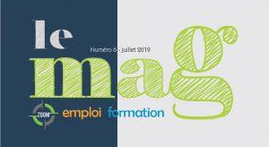 Mag n° 6 du Carif-Oref de Normandie - Juillet 2019