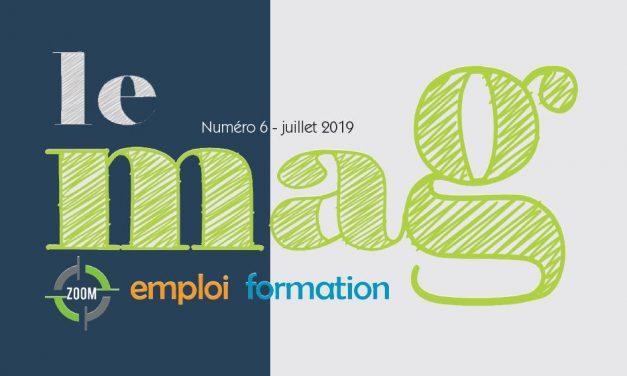 Mag emploi formation : nouveau numéro, nouvelle formule