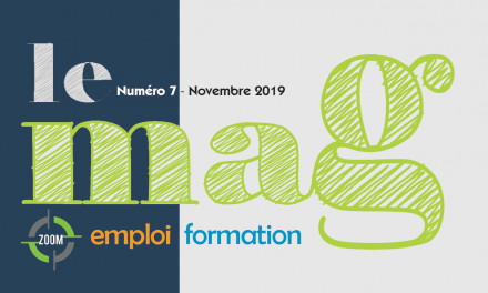 Mag emploi formation (N° 7) – Novembre 2019