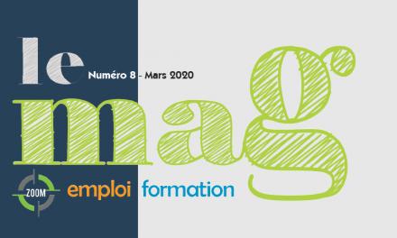 Mag emploi formation (N° 8) – Mars 2020