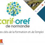 Nouvelle feuille de route, nouvelle organisation… une nouvelle plaquette pour mieux connaître le Carif-Oref !