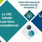 VAE hybride et par blocs de compétences : nouvelle étude du Carif-Oref