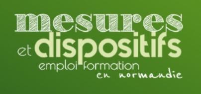 Site Mesures et Dispositifs emploi formation : dernières mises à jour