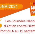 Journées Nationales d'Action contre l'Illettrisme (JNAI) 2021 : une forte mobilisation de la Normandie !